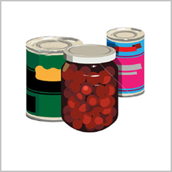 Cans & Jars